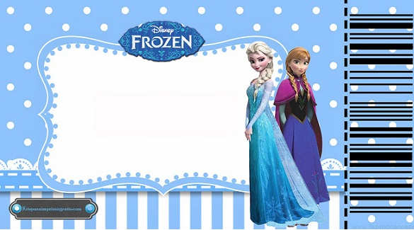 Frozen Olaf Invitations with beautiful invitations template